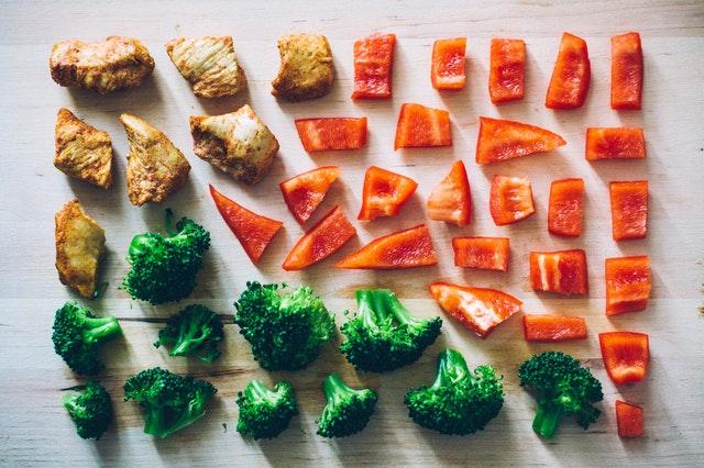 色とりどりな野菜