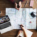 世界地図 旅行