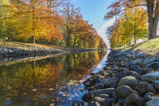 河原と公園