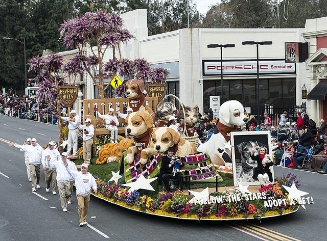 犬パレード