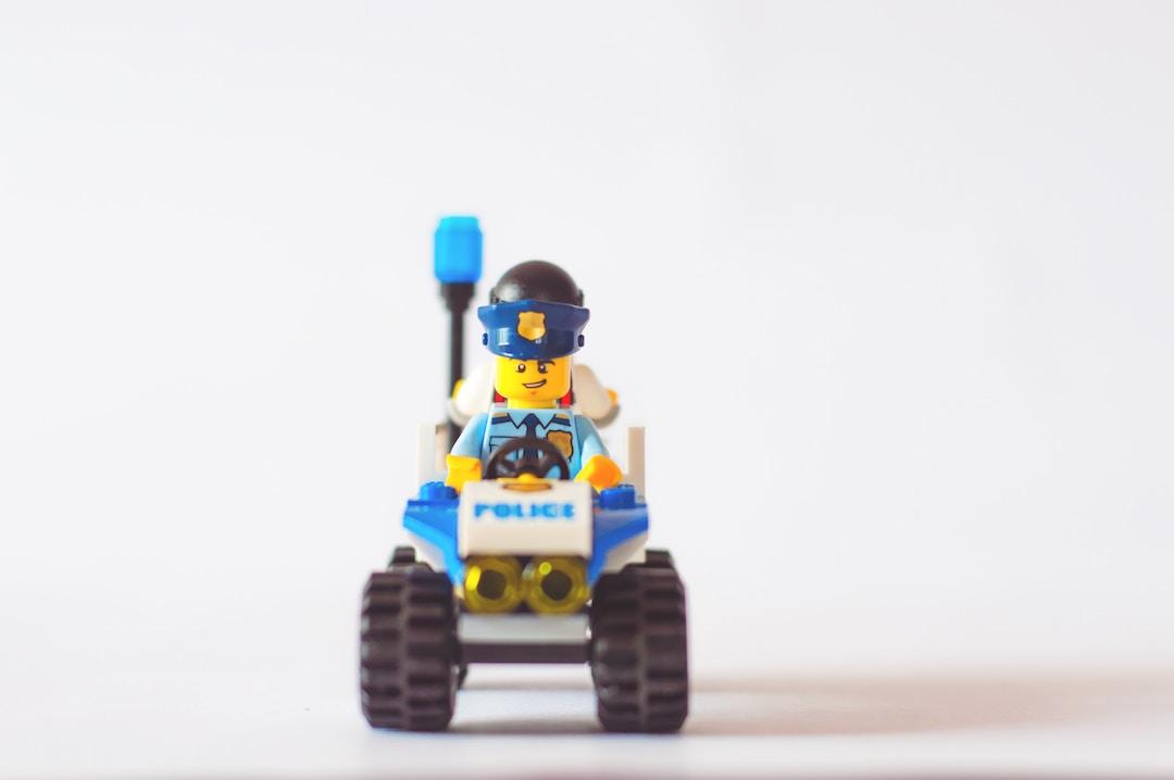 レゴの可愛いやつ